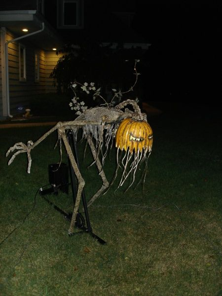 591 Best Images About Halloween Outdoor Decor On Pinterest