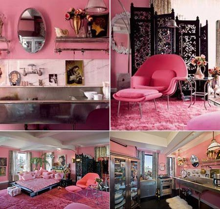parisdecoratingaccessories  Girly Apartment Decor