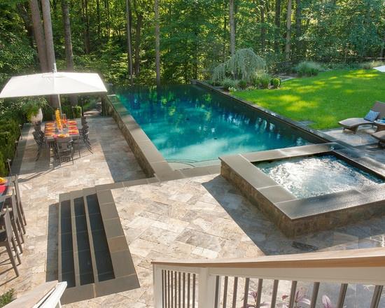 Elevated Swimming Pool Design 808 Pool Designs Pinterest