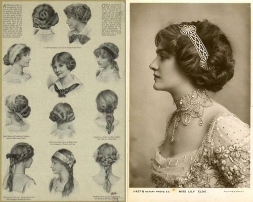 25 Best Ideas About Edwardian Hairstyles On Pinterest Edwardian