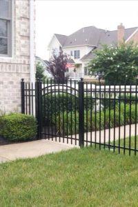 25+ best ideas about Aluminum fence on Pinterest ...