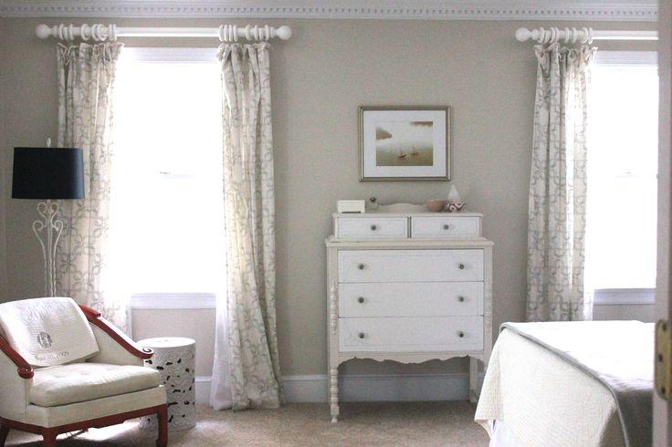 BM Edgecomb Gray Marya Karlton Living Room Pinterest