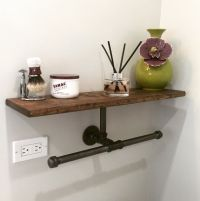 17 Best ideas about Hand Towel Holders on Pinterest   Iron ...