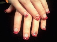Just a bit of Valentines cheer. | Valentine acrylic Nail ...