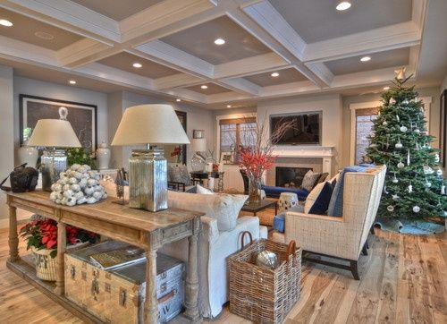 25 Best Ideas About Craftsman Living Rooms On Pinterest