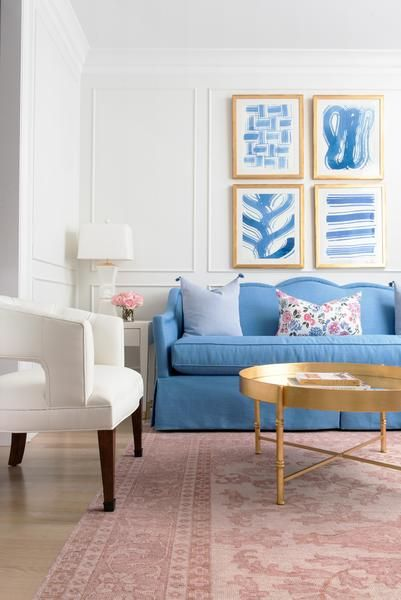 17 Best ideas about Blue Sofas on Pinterest  Blue sofa