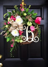 Spring Wreaths Summer wreaths Front door wreaths by ...