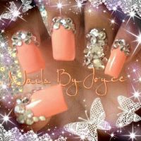 17 Best images about Blinged out on Pinterest | Nail art ...