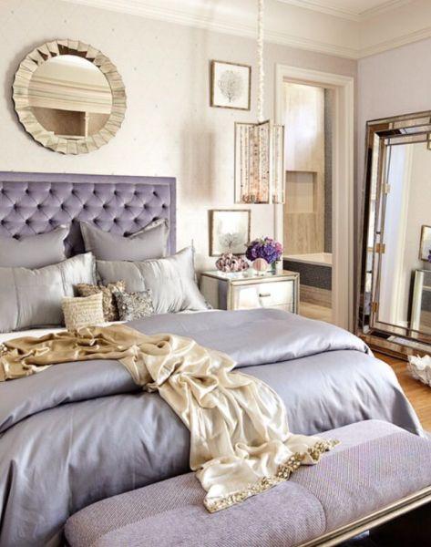 glam feminine bedroom Best 25+ Luxurious bedrooms ideas on Pinterest