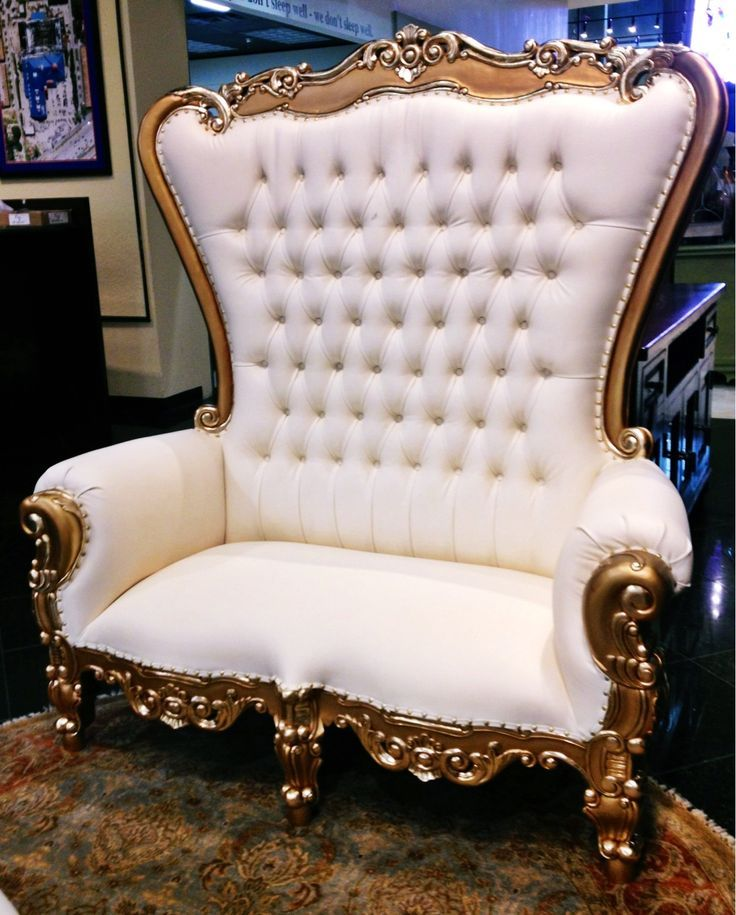 17 Best images about Throne Chair on Pinterest  Baroque
