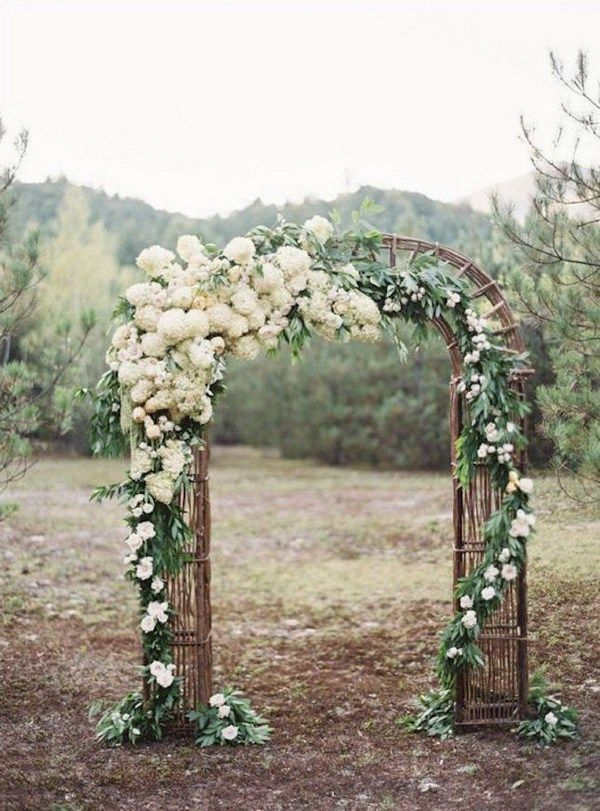 25 Best Ideas About Wedding Arches On Pinterest Weddings