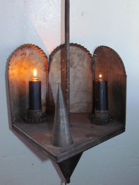 17 Best Images About Early Lighting On Pinterest Candle Sconces Auction And Candle Chandelier