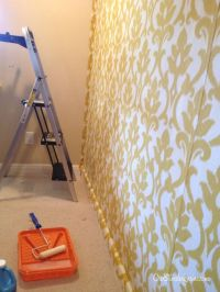 17 Best ideas about Fabric Covered Walls on Pinterest