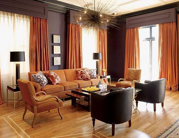 25 Best Ideas About Burnt Orange Curtains On Pinterest Burnt