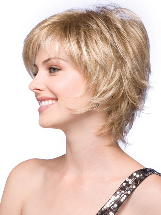 25 Best Ideas About Feathered Hairstyles On Pinterest Front
