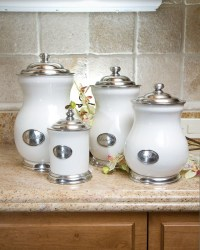 Arte Italica Festivo Canisters | Oh Kitchens: | Pinterest ...