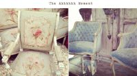 Rachel Ashwell Shabby Chic vintage french pastel blue ...