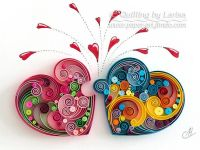 396 best images about Quilling - Hearts on Pinterest