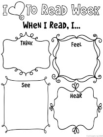 63 best images about Responding to reading on Pinterest