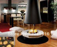 Round Indoor Fireplace | round ethanol fireplaces luxury ...