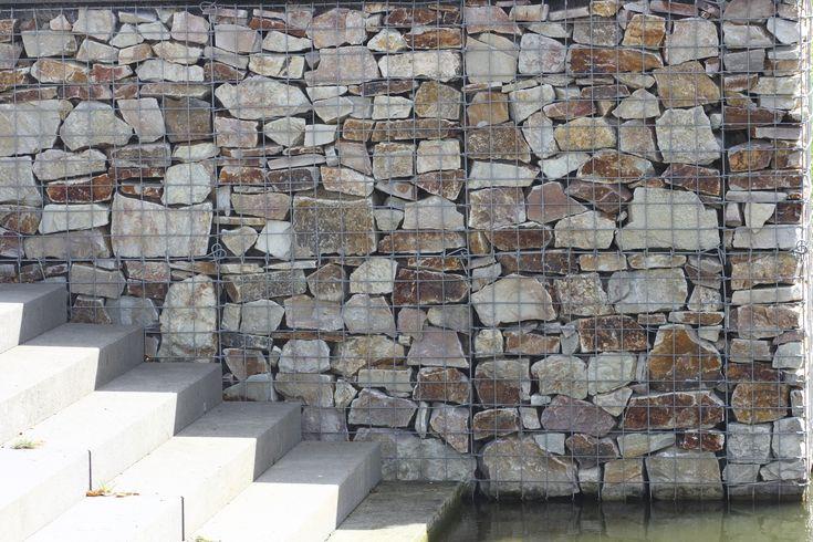 Sichtschutz Mauer Bauen garten mauer bauen aus holz und metall sichtschutz fr gartenmauer aus