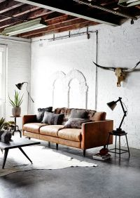 25+ best ideas about Leather sofas on Pinterest | Leather ...