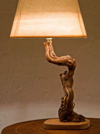 1000+ ideas about Wood Lamps on Pinterest | Lamp ideas ...