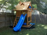 25+ Best Ideas about Small Swing Sets on Pinterest ...