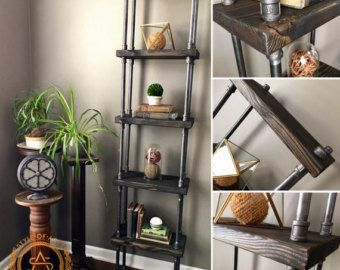 1000 Ideas About Industrial Bookshelf On Pinterest Vintage Industrial Furniture Industrial