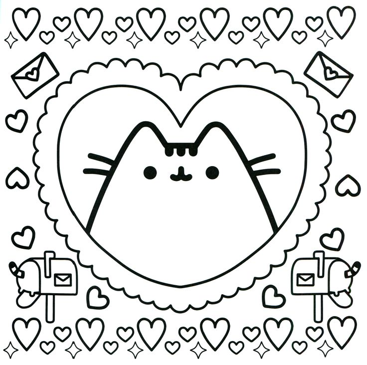 112 best images about Pusheen Party Ideas! on Pinterest