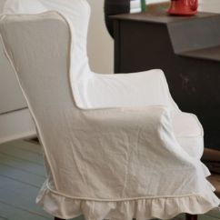 How To Make Slipcover For Wingback Chair Chiffon Covers 17 Best Images About Arm Cover Diy On Pinterest | Cottages, Tutorials And Armchairs
