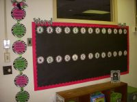 animal print classrooms | My Word Wall (underneath are my ...