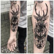 ideas totem tattoo