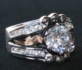 Designer Bob Berg Texas Western Rodeo Cowboy Jewelry