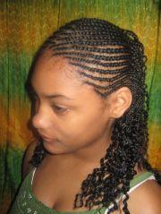 cornrows hair
