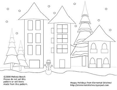 1000+ ideas about Christmas Embroidery Patterns on