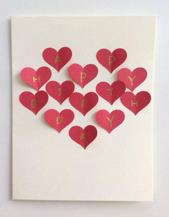 25 Best Ideas About Boyfriend Birthday Cards On Pinterest