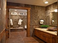 17 Best ideas about Rustic Bathroom Designs on Pinterest ...