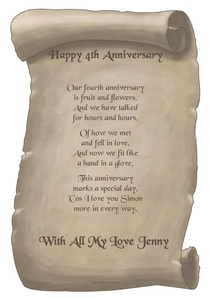 Best 25 4th Anniversary Gifts ideas on Pinterest  4th wedding anniversary 4th anniversary and