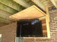 Best 25+ Outdoor tv cabinets ideas on Pinterest