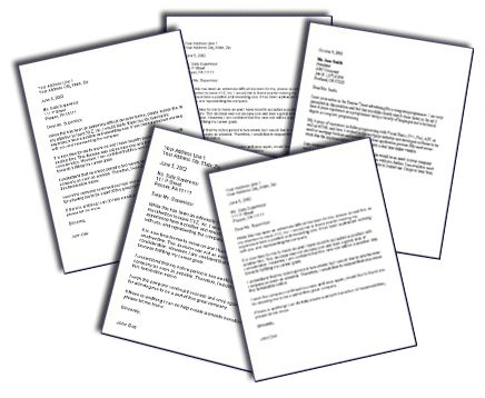 25+ best ideas about Sample Of Resignation Letter on