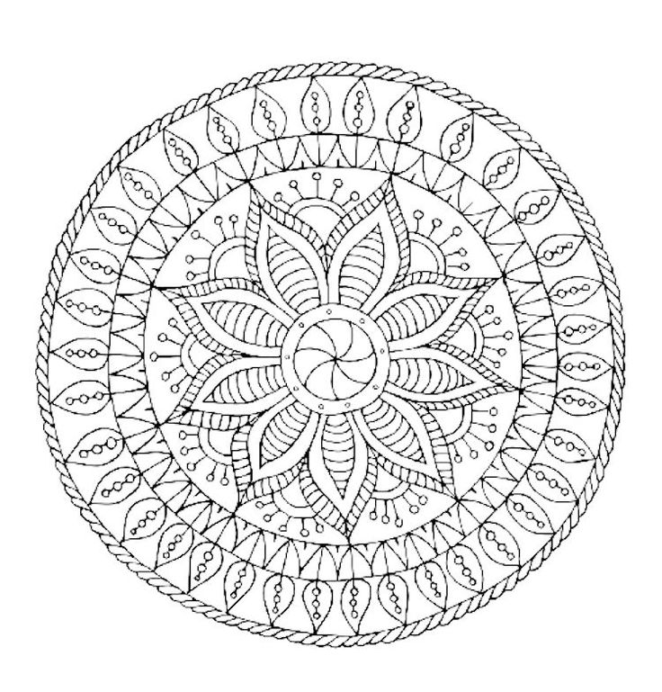 1000+ images about Mandalas on Pinterest