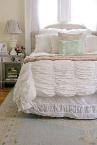 17 Best ideas about Ruffled Comforter on Pinterest ...