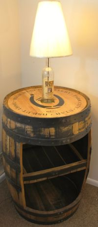 1000+ images about whiskey barrel furniture on Pinterest