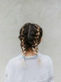 Best 20+ French Braids ideas on Pinterest   French braid ...