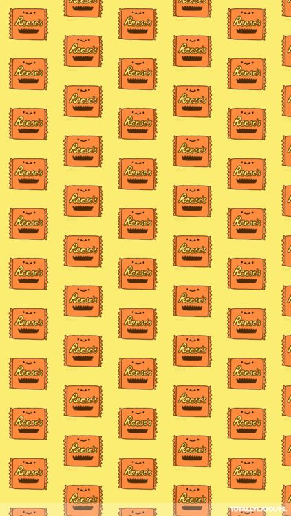 Gravity Falls Bill Wallpaper Iphone Reeses Chocolate Wallpaper Very Cute Reeses Chocolate