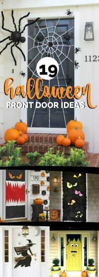 25+ best Halloween Decorating Ideas on Pinterest ...
