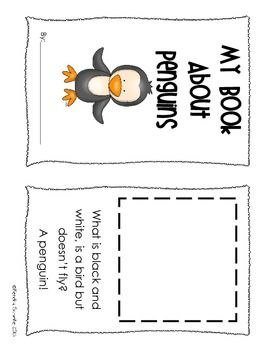 47 best images about Penguin Lesson Plan Activities