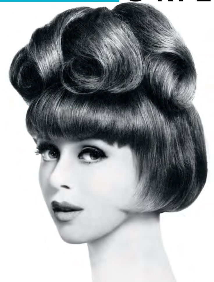 998 Best Images About Hairstyle 1950s And 1960s On