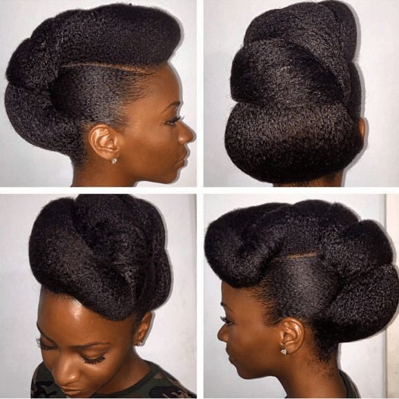 25 Best Ideas About Natural Black Hairstyles On Pinterest
